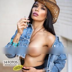 Omaima cowgirl